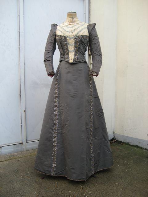 deguisement femme 1900